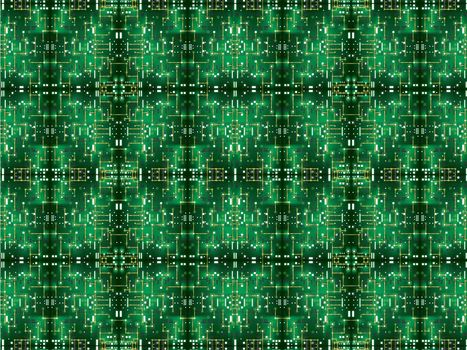 Circuiti, la carta da parati tech-oriented - image q_49152_01 on http://www.designedoo.it