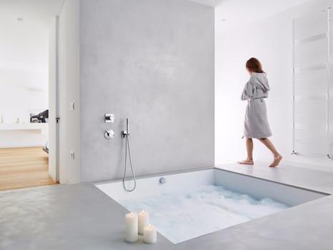 Un'architettura rigorosa nasconde interni materici e continui - image q_49161_12 on http://www.designedoo.it