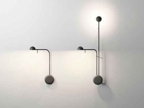 New ambient and task lighting lamps by Vibia