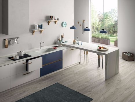 A new brand of kitchen countertops