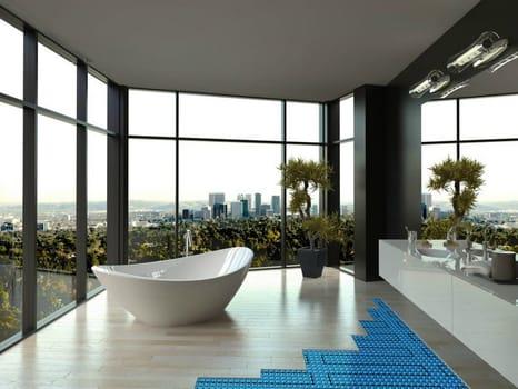 Sistemi brevettati per trasformare il bagno in luogo di benessere e relax