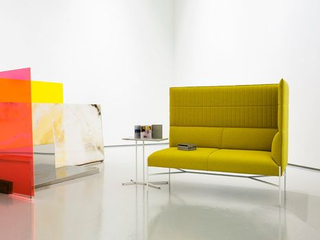 New Tacchini seatings collection at Interieur and Orgatec
