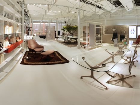 New collections presented at Orgatec