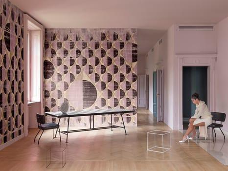 Wall&Decó presenta le nuove carte da parati firmate Gio Pagani