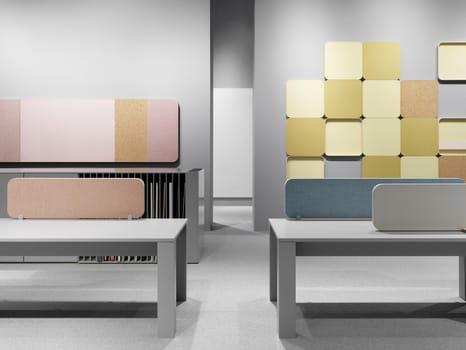 Bloc and Mood Fabric at Stockholm Furniture & Light Fair
