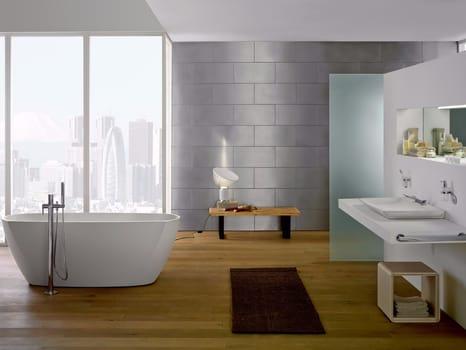 A ISH le vasche e i lavabi realizzati con il nuovo materiale brevettato Graff