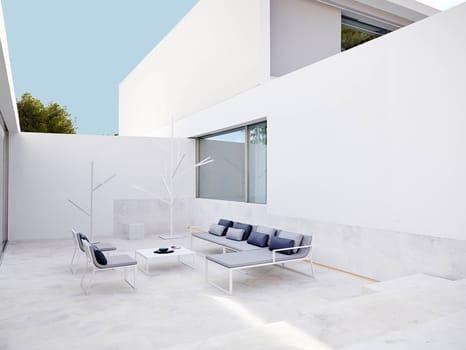 BLAU, la nuova collezione outdoor di Gandiablasco firmata Fran Silvestre