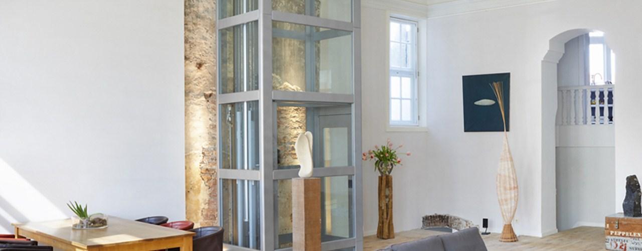 Da thyssenkrupp encasa il primo mini ascensore totalmente finanziabile - Ascensori per casa ...