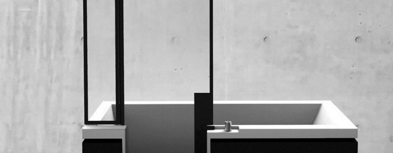 Vasca doccia finestre parigine suggeriscono l 39 idea - Combinato vasca doccia ...