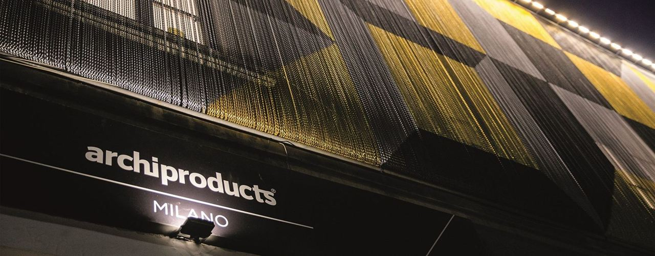 Archiproducts milano is open for Archiproducts shop
