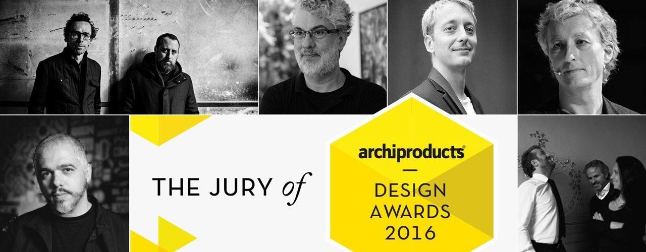 Archiproducts design awards 2016 i primi nomi della giuria for Archiproducts shop