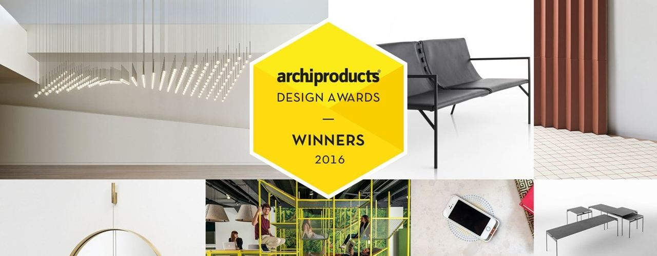 Archiproducts Design Awards 2016 - cover