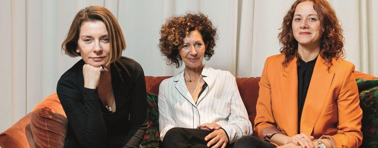 Femininity and Rationality. Saba Italia's Living