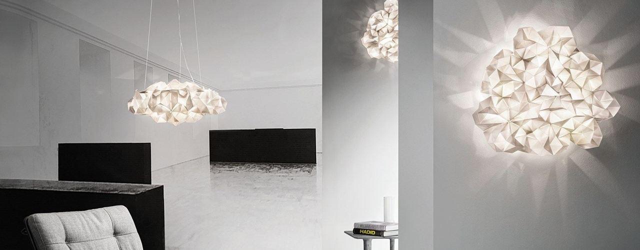 Slamp presents Drusa, design by Adriano Rachele