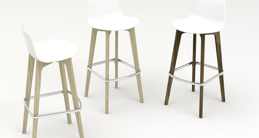 Lottus Wood, designed by Lievore Altherr Molina for ENEA