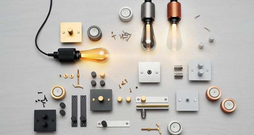 Euroluce gets a touch of rock'n'roll with Buster + Punch