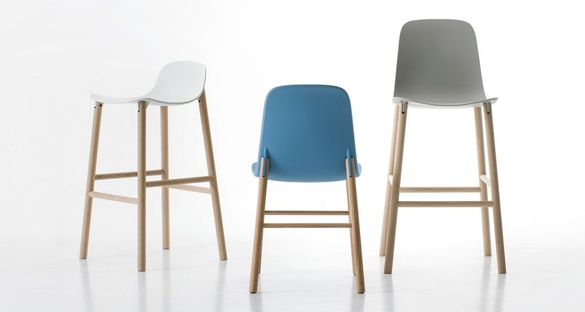 Research and experimentation for Kristalia's chairs