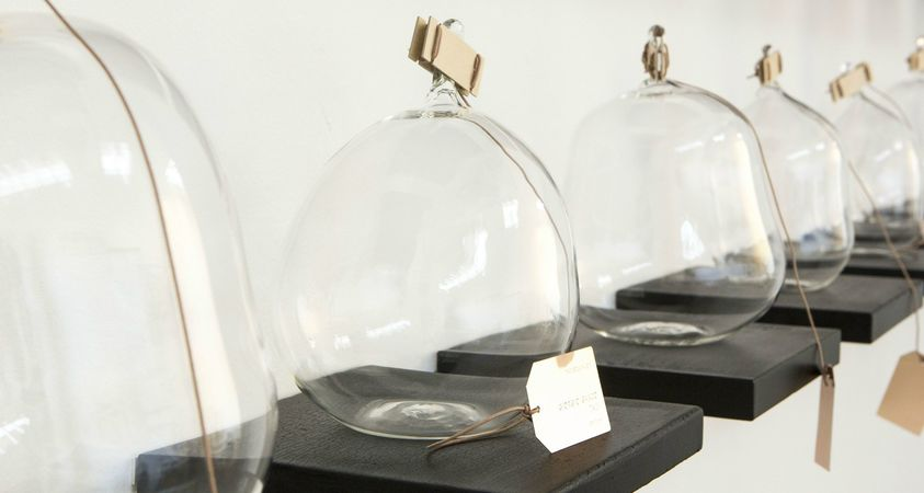 FUHA, a multisensory layout dedicated to the shape of the air