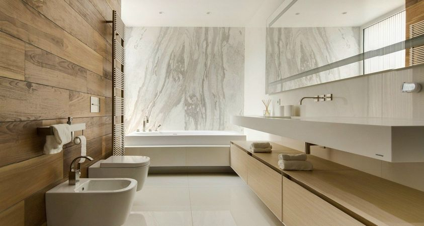 The Bathroom: A Place to Pamper Oneself