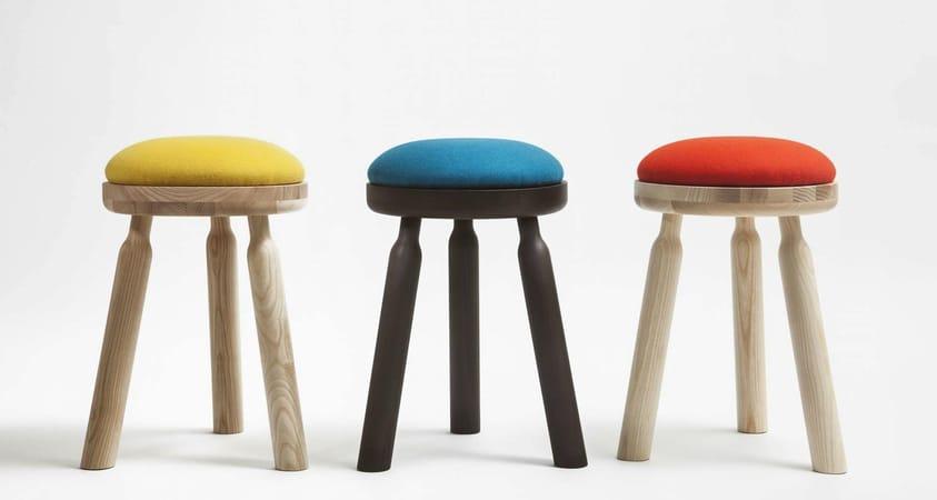 Small, robust and colored: NINNA stool