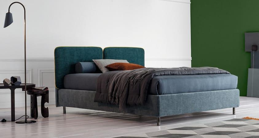 Frick, il nuovo letto tessile Twils