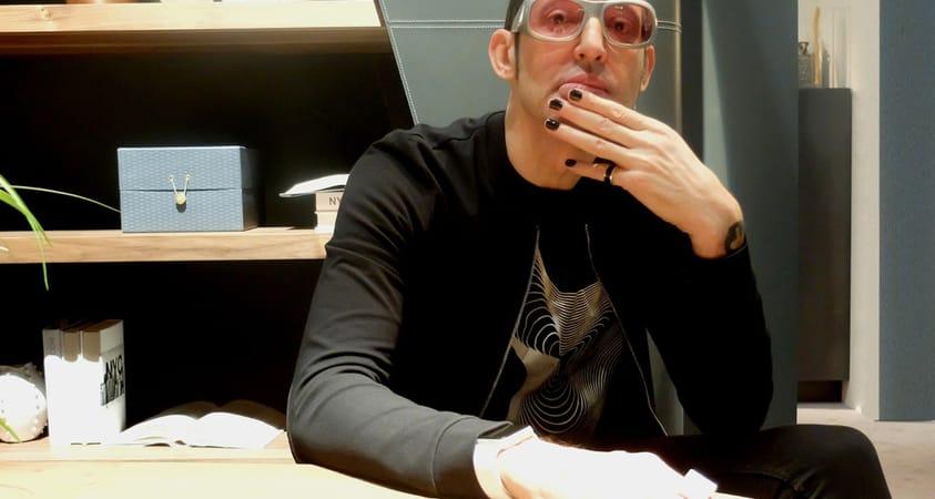 Karim Rashid for Riva 1920 + Lamborghini