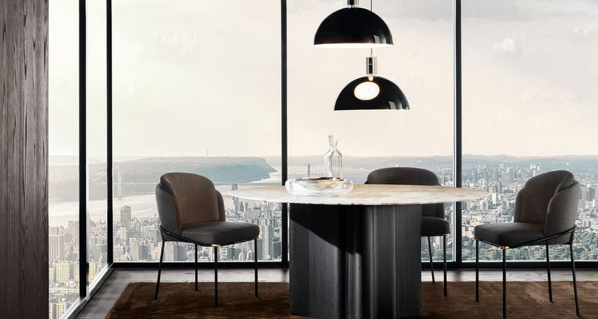 New Minotti collections designed by Christophe Delcourt