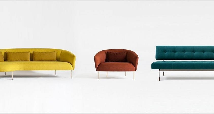 Tacchini. Homage to the Fifties