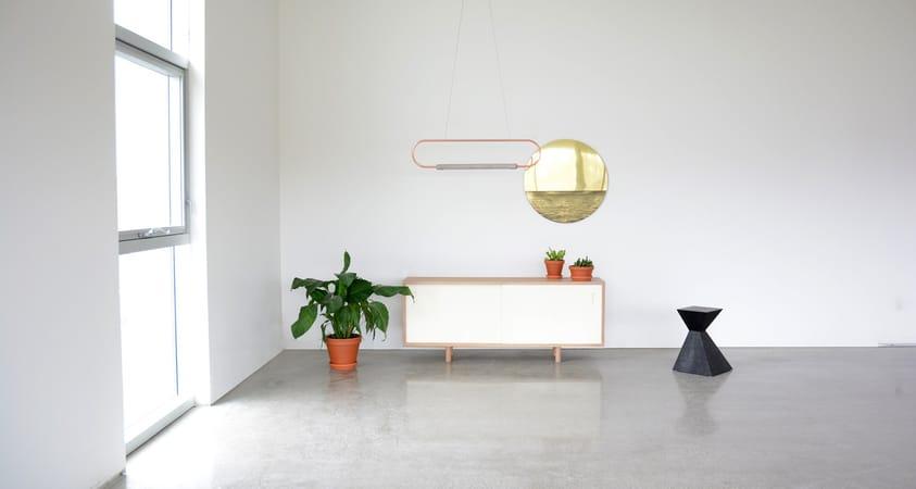 Hollis+Morris debuts striking new lighting designs at ICFF