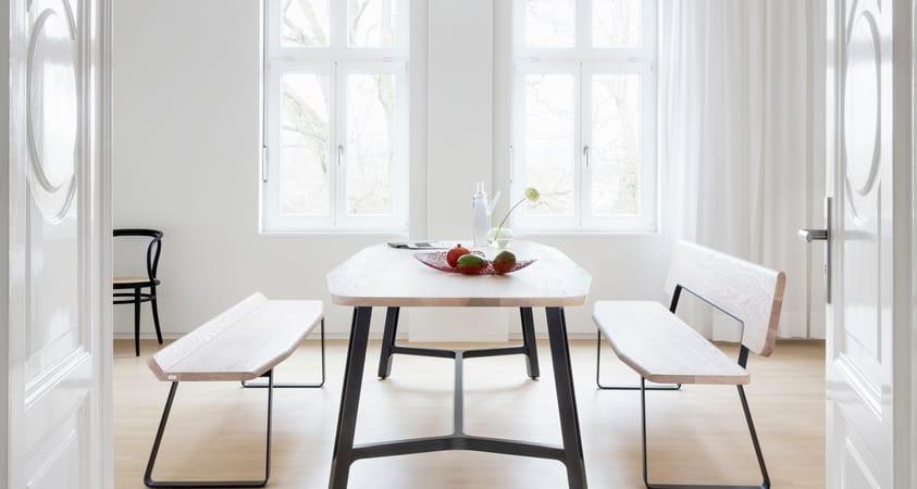 Il tavolo diventa cuore pulsante della casa