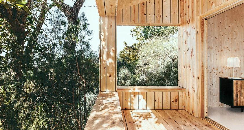 Casa de Madera: a new model for ecological construction