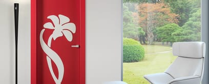 The doors as a means to adorn our living, working or contract spaces