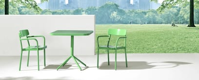 New products by Emu designed by Diez, Levy, Wilkinson, LucidiPevere