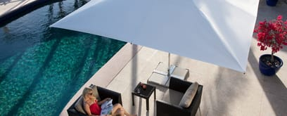 Supremo, an amazing parasol for young and old