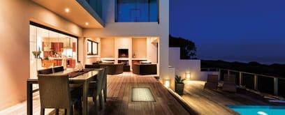DivineGlass® Light: a new way to light outdoor