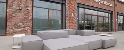 Living Divani for Pirelli HangarBicocca