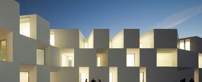 Cersaie presents the architecture of Manuel Aires Mateus