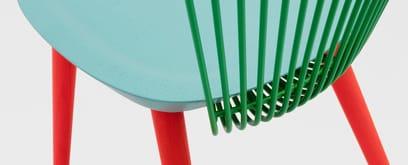 WW Chair Colour Series