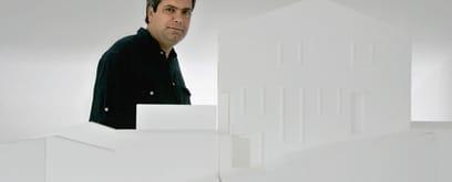 'L'architettura trasforma il vuoto in spazio'