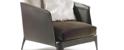 Cowhide, leather, soft cushions