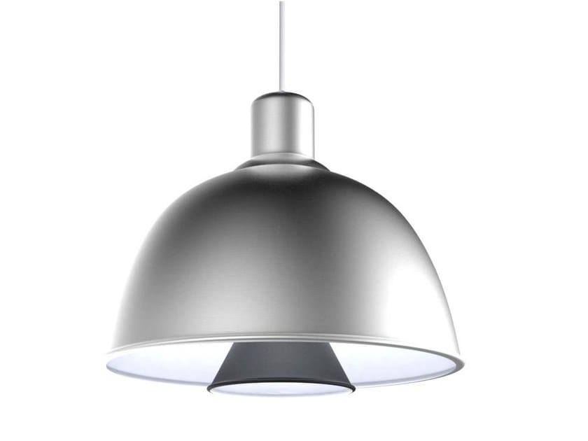 LED aluminium pendant lamp with dimmer Æ - ilomio