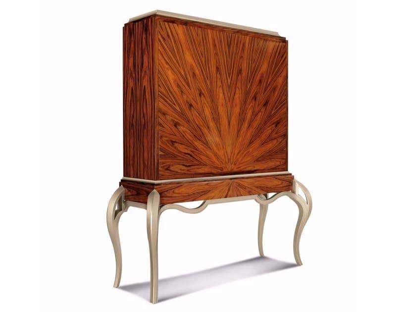 Wooden highboard with doors ÉTOILE AVANT GARDE | Highboard with doors - DL Decor