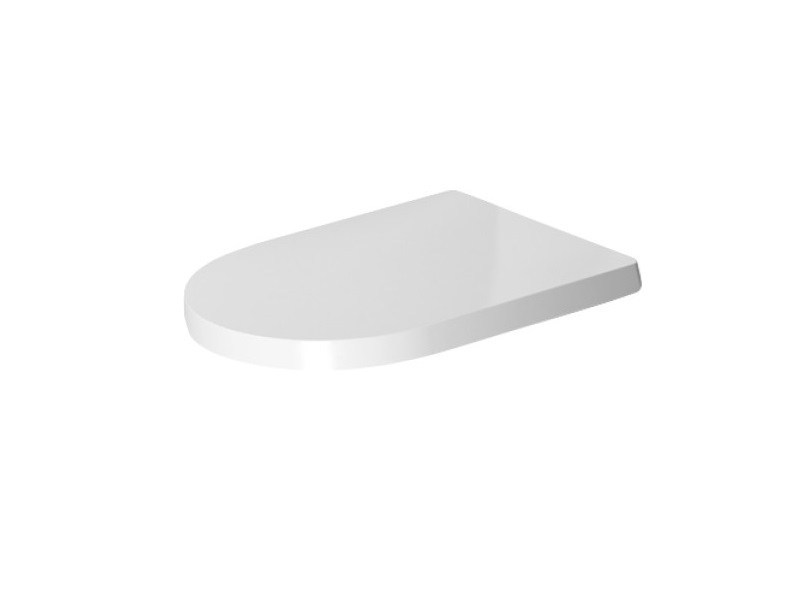 Toilet seat with soft close 002009 | Toilet seat - DURAVIT