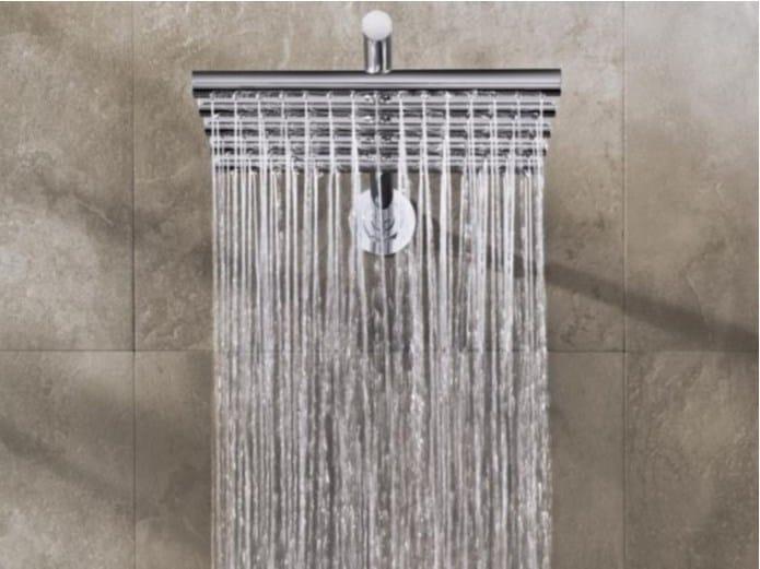 Wall-mounted rain shower 050   Overhead shower - VOLA