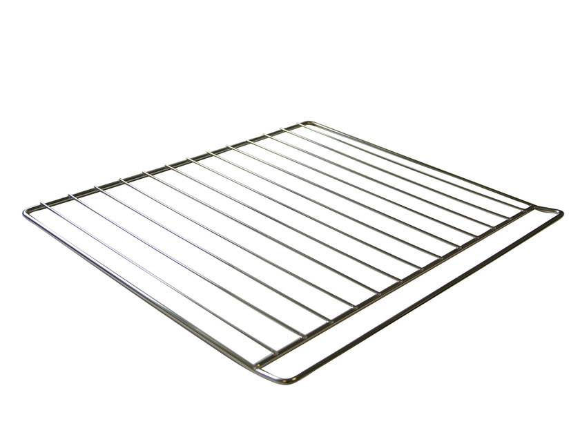 Rectangular baking tray with grill rack 08X826 | Baking tray - Glem Gas
