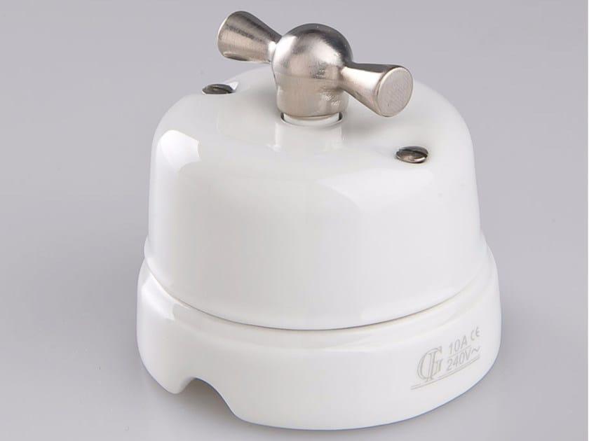 Electrical socket WHITE ITALY - 1 - GI Gambarelli
