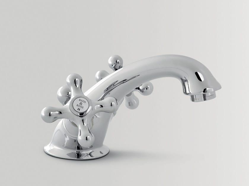 Rubinetto per lavabo da piano monoforo DOVER | Rubinetto per lavabo monoforo - BATH&BATH