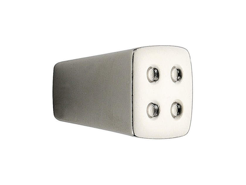 Zamak Furniture knob 10 805 | Furniture knob - Citterio Giulio