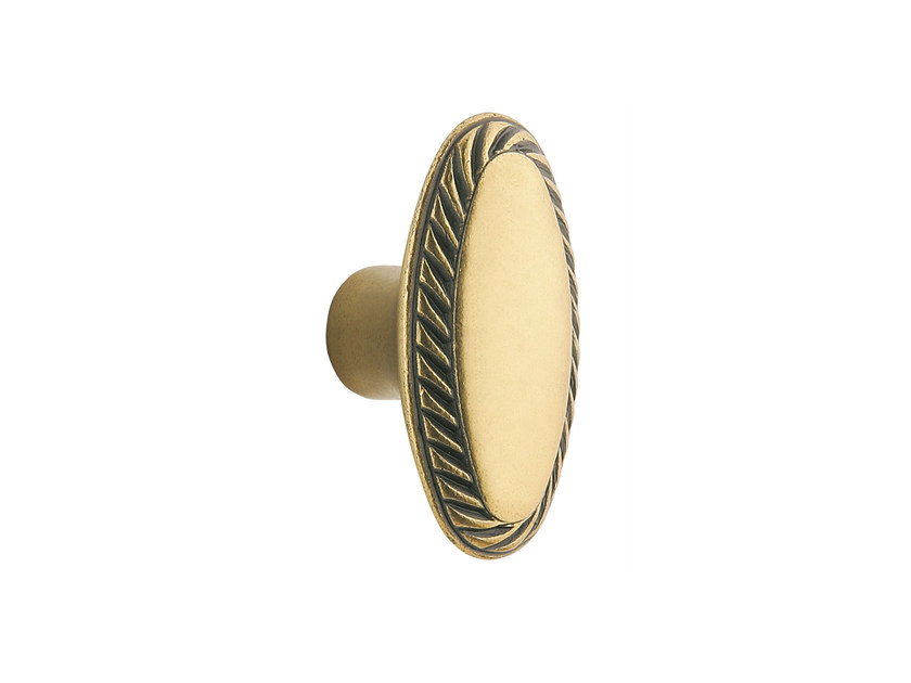 Zamak Furniture knob 10 818 | Furniture knob - Citterio Giulio