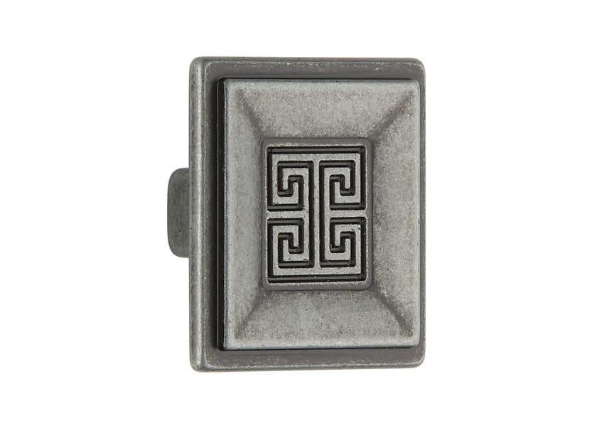 Zamak Furniture knob 10 820 | Furniture knob - Citterio Giulio